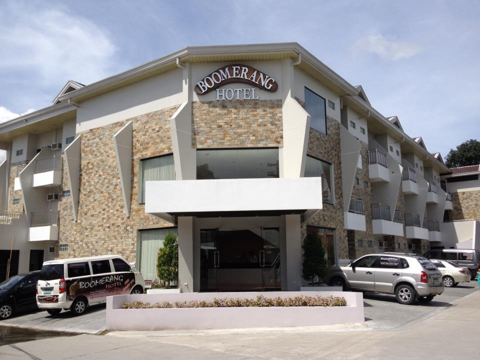 Boomerang Hotel - Hotels and Accommodation in Philippines, Asia
