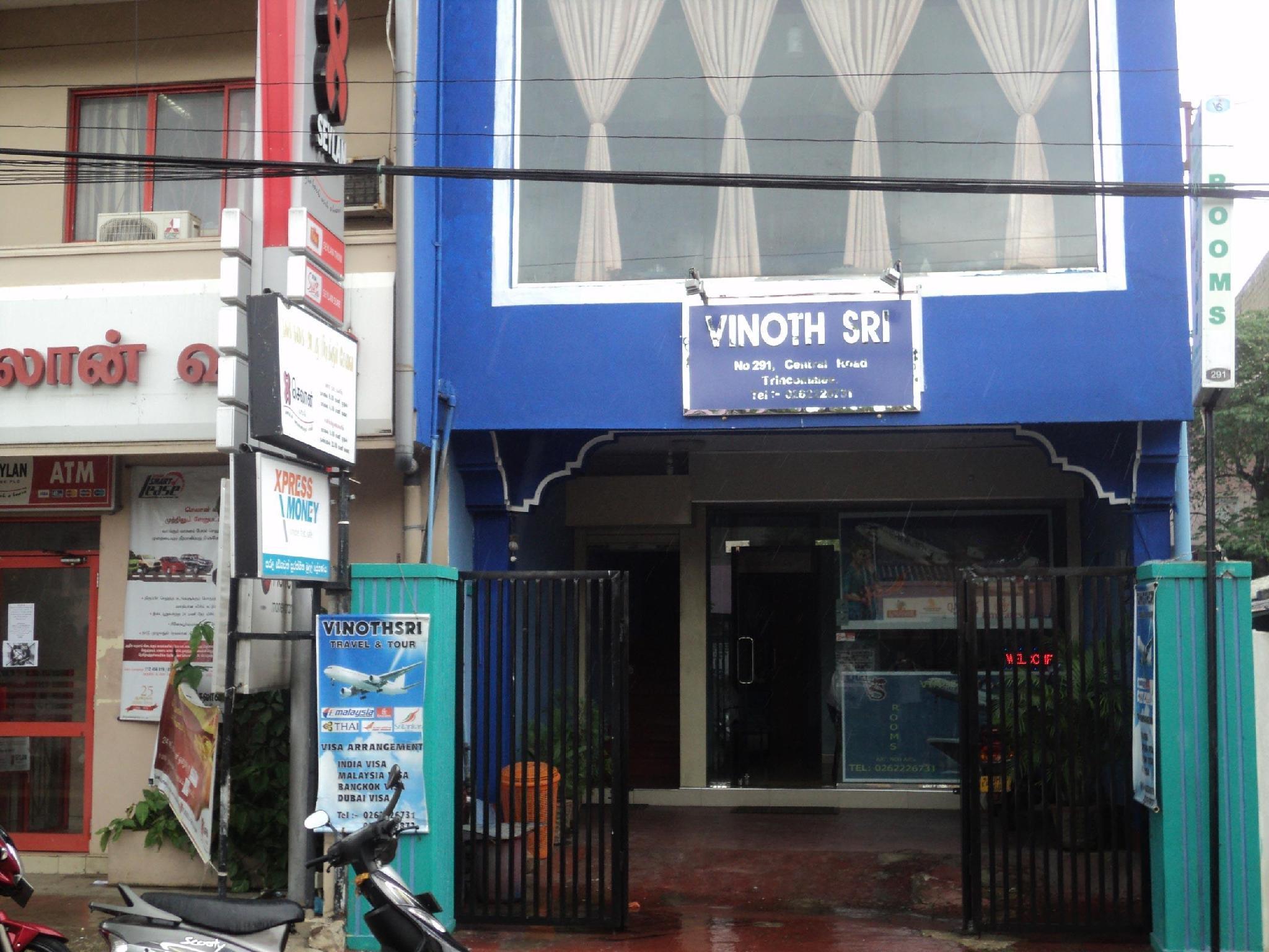 Vinoth Sri Hotel - Hotels and Accommodation in Sri Lanka, Asia