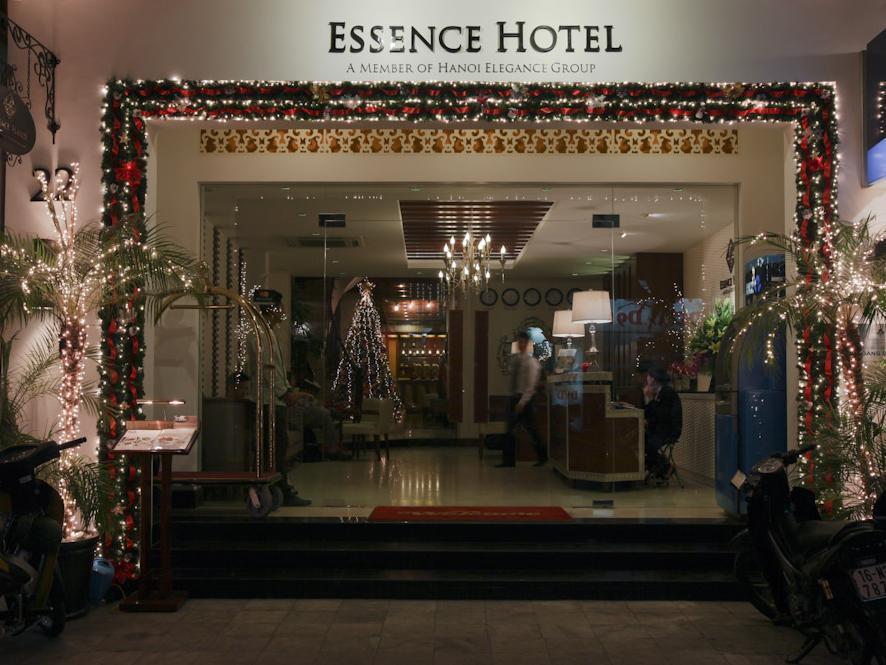 Hotell Hanoi Elegance Hotel