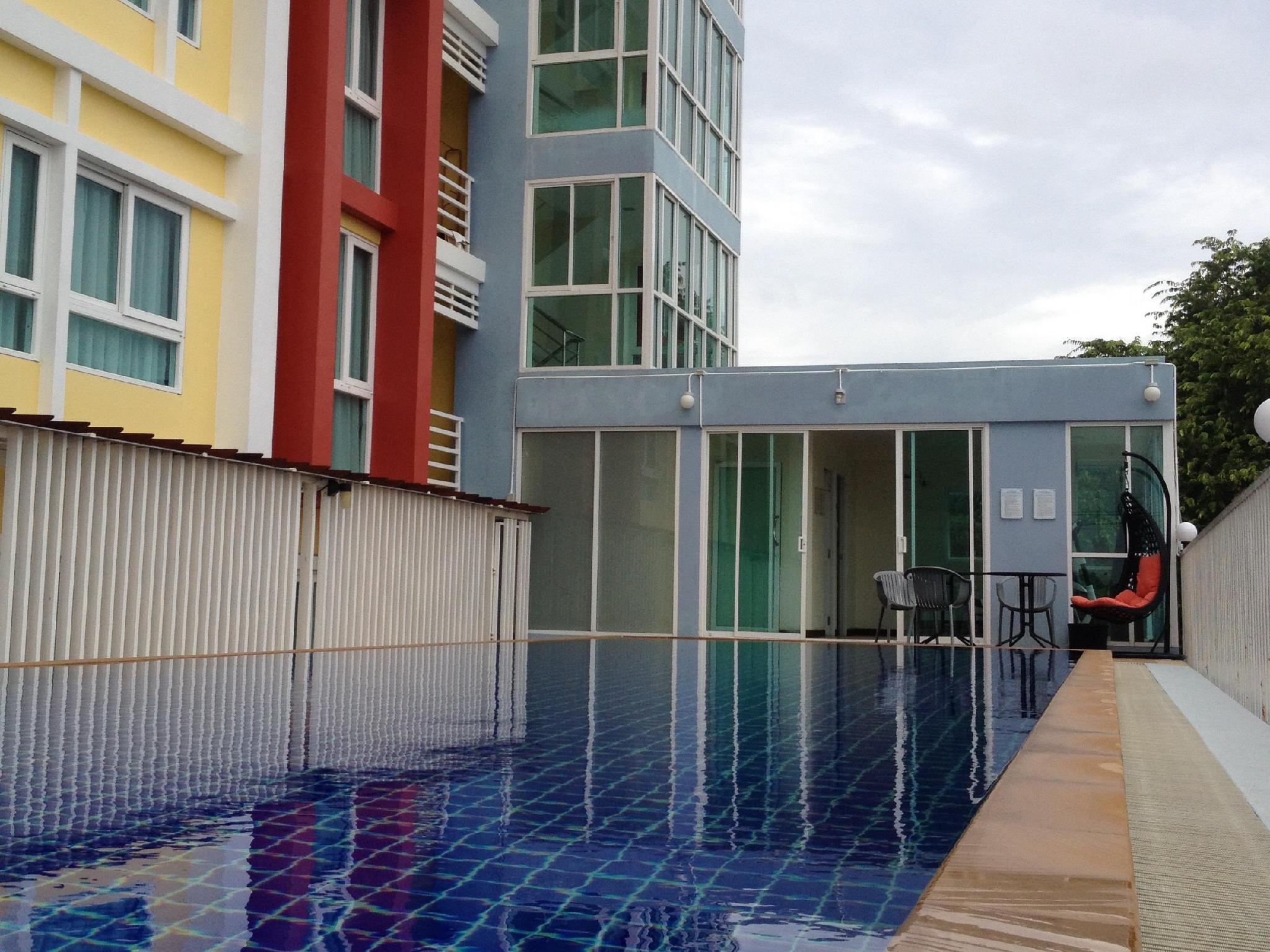 Khanitta-Bukitta Airport Condominium - Hotels and Accommodation in Thailand, Asia