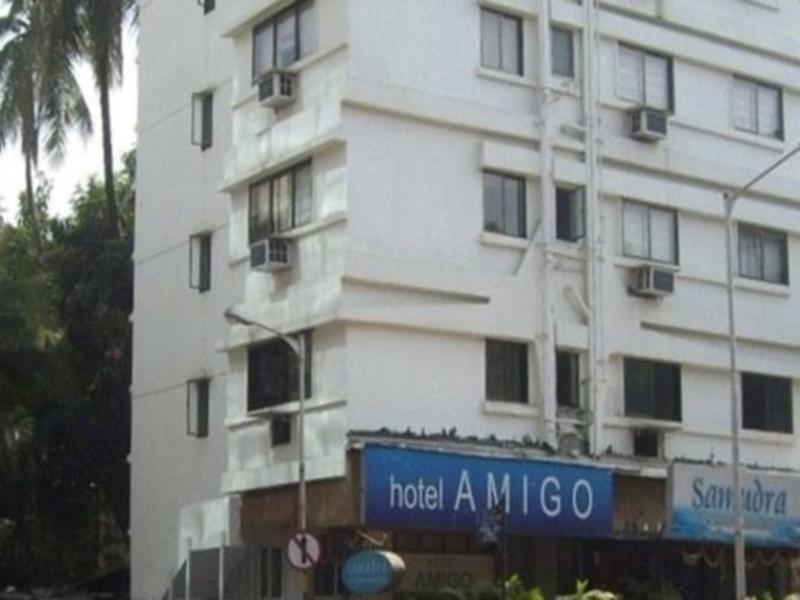 Hotel Amigo - Mumbai