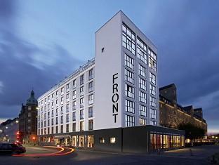 Scandic Front Hotel Copenhagen - The Facade