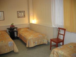 Lillekula Hotel טלין - חדר שינה