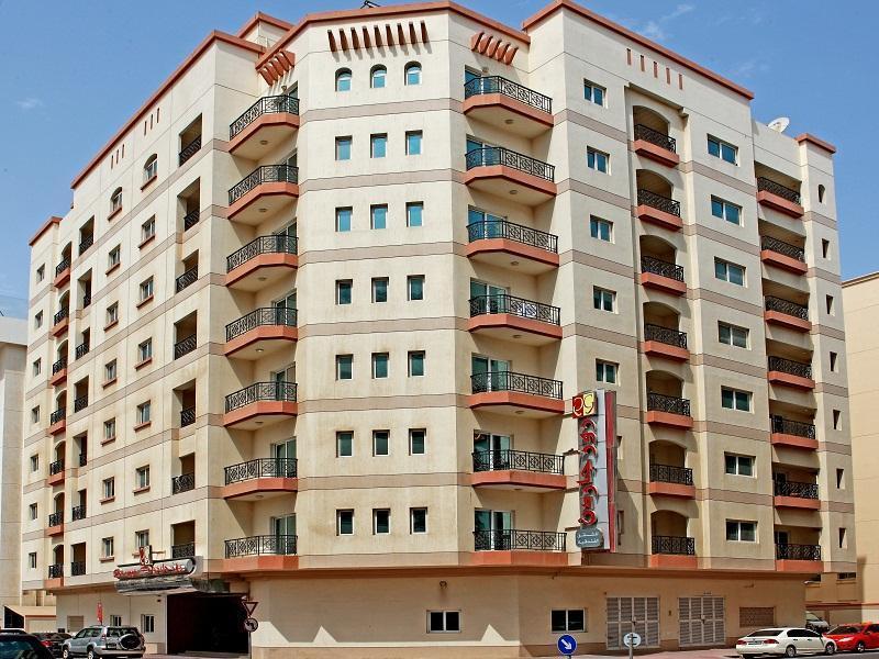 Rose Garden Hotel Apartments Bur Dubai Dubai, United Arab