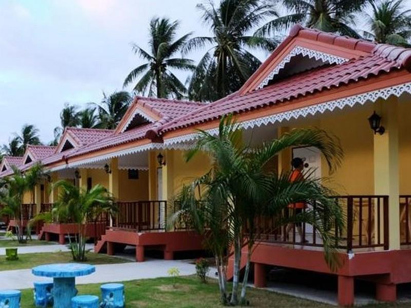 Dinsor Resort - Hotell och Boende i Thailand i Asien