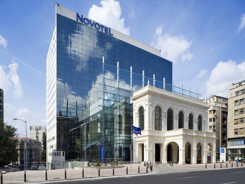 Novotel Bucharest City Centre Hotel