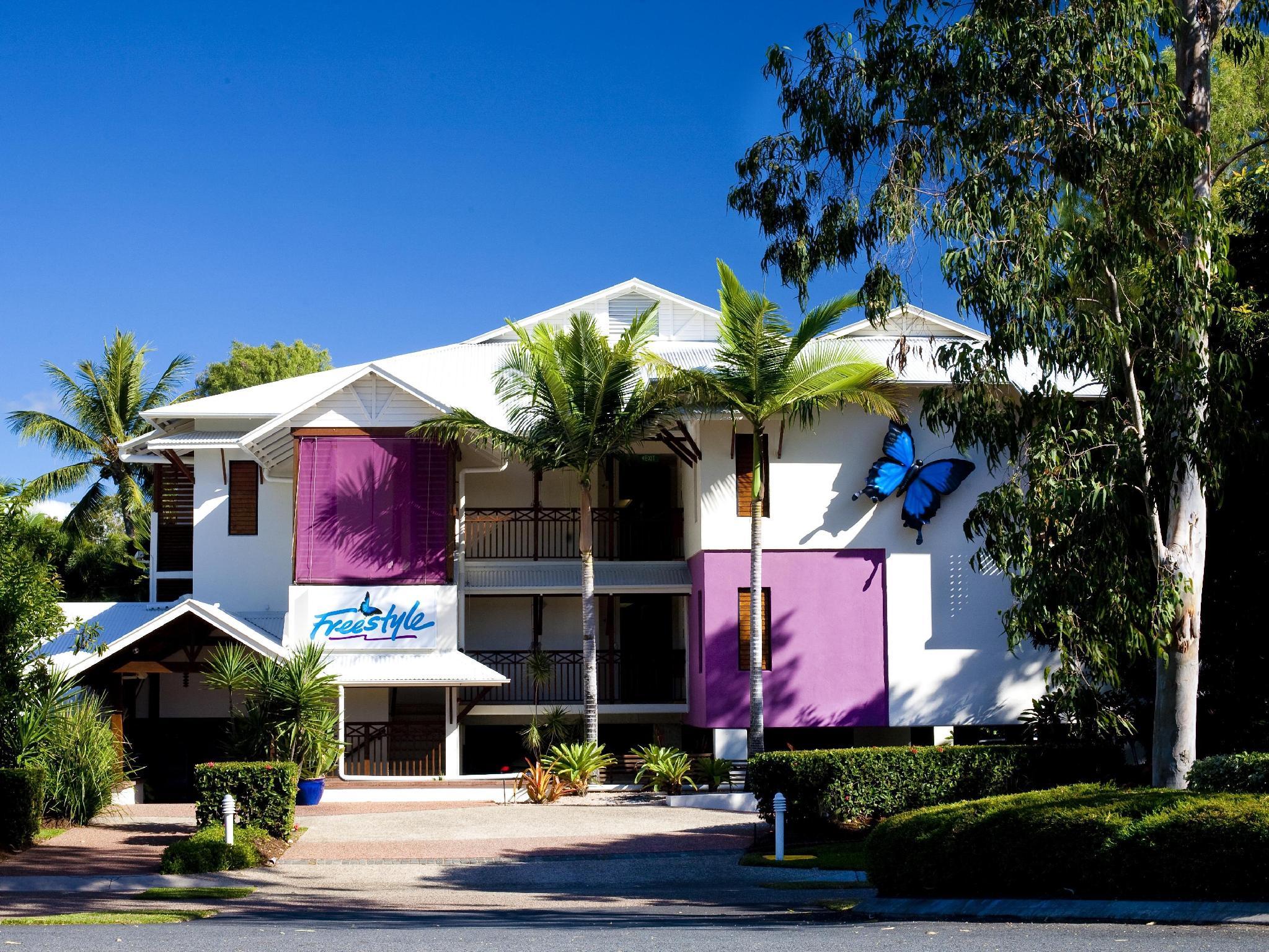 Freestyle Port Douglas Hotel - Hotell och Boende i Australien , Port Douglas