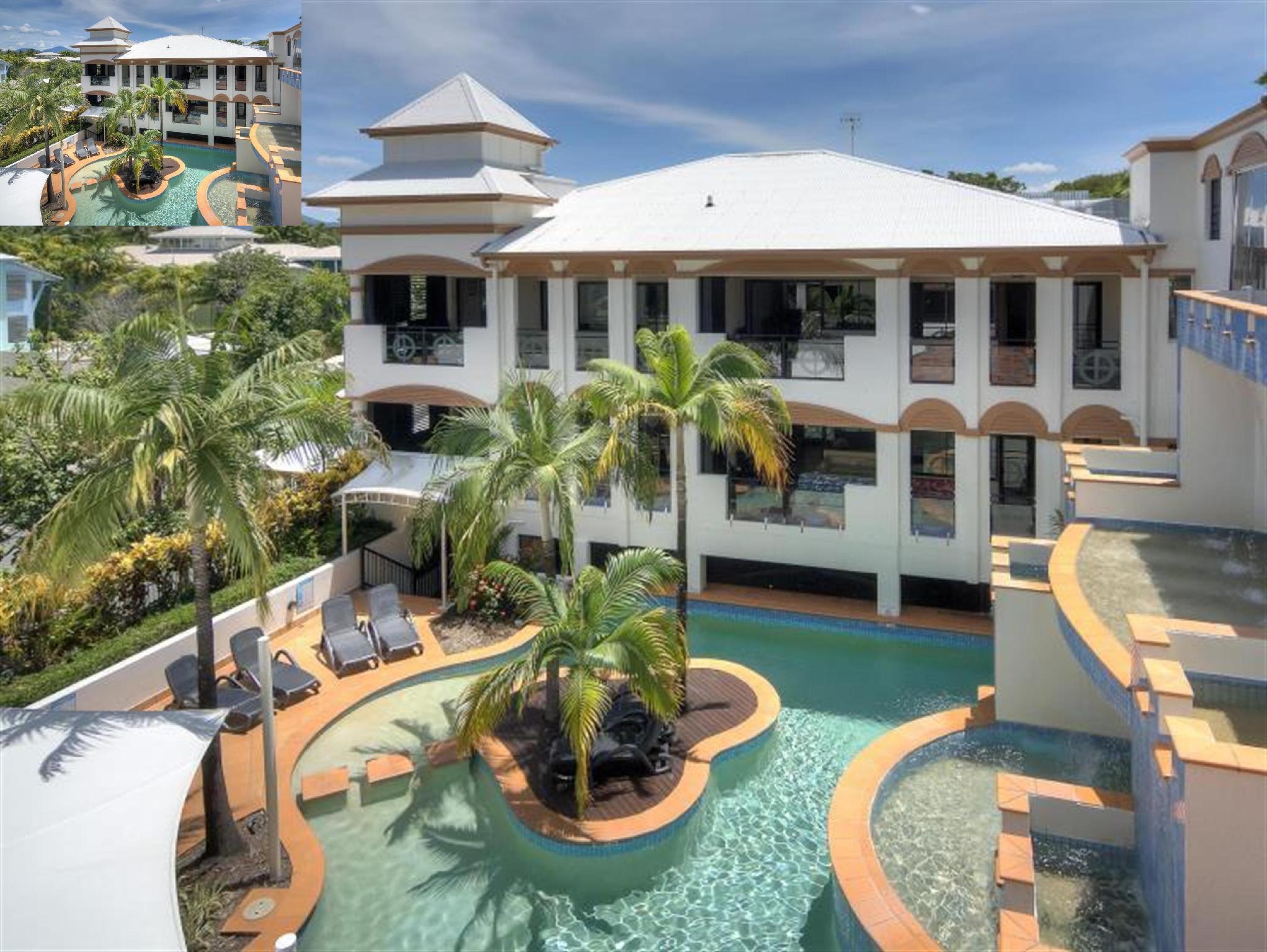 Regal Port Douglas - Holiday Apartments - Hotell och Boende i Australien , Port Douglas