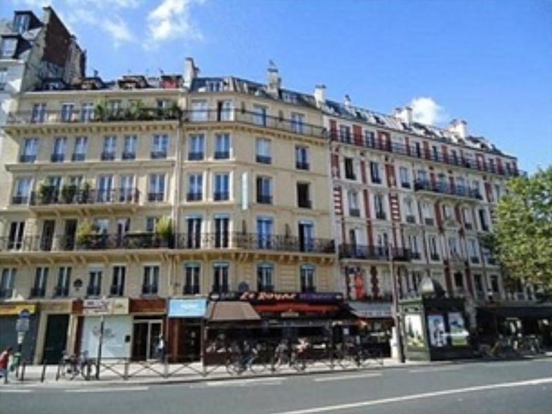 Hipotel Paris Nation Gare De Lyon - Hotell och Boende i Frankrike i Europa
