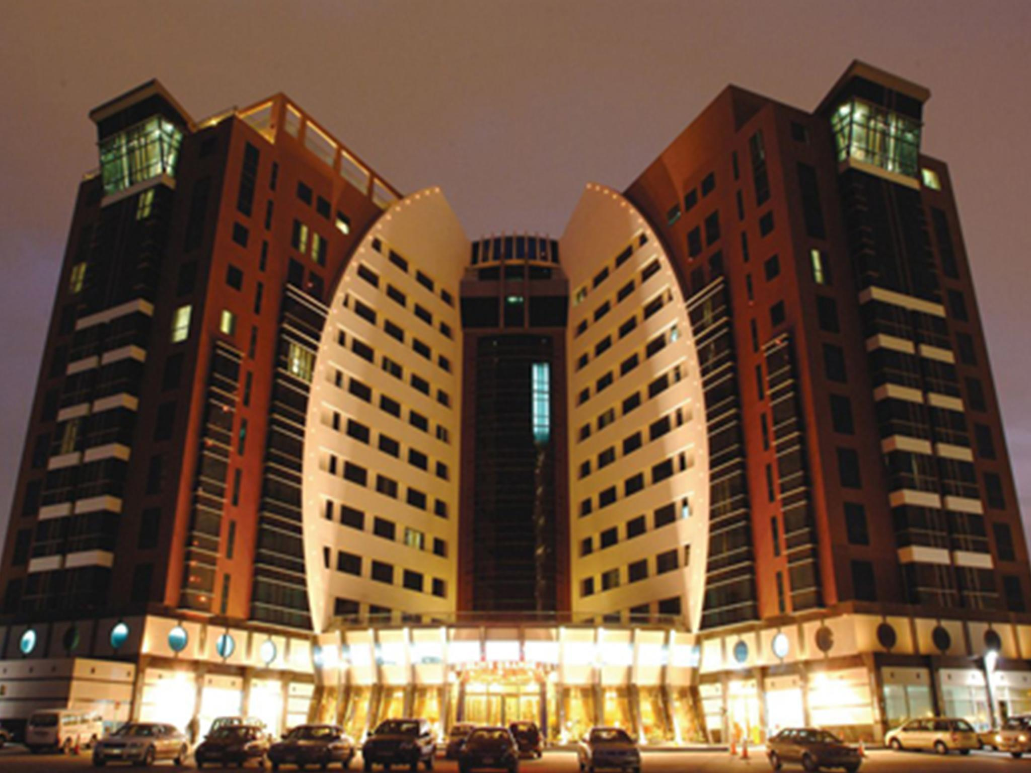 Elite Grande Hotel - Hotels and Accommodation in Bahrain, Middle East