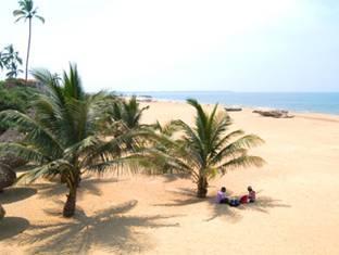 Blue Oceanic Beach Hotel Negombo - Beach
