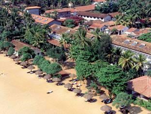 Blue Oceanic Beach Hotel Negombo - Hotel Exterior