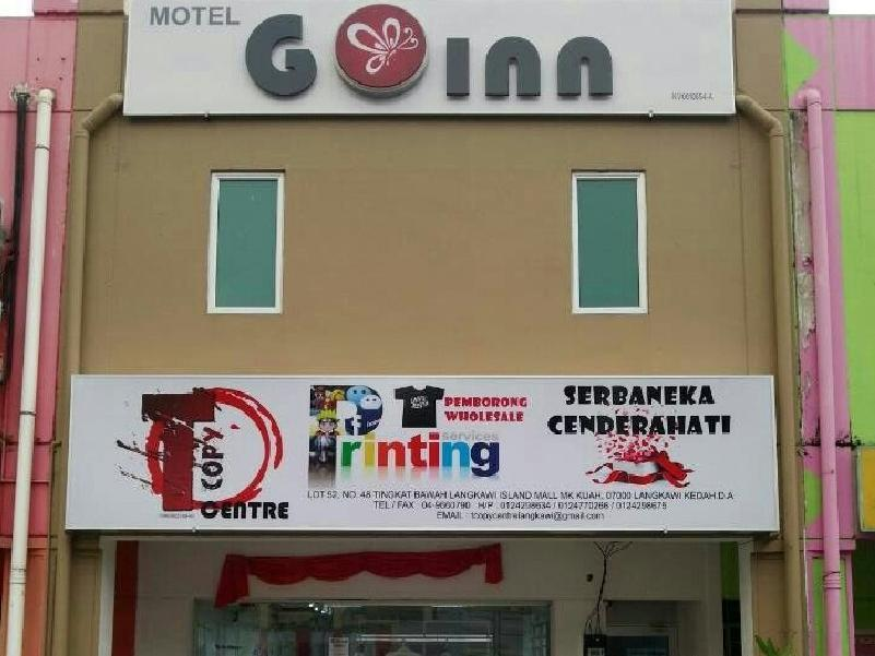 Go Inn - Hotels and Accommodation in Malaysia, Asia