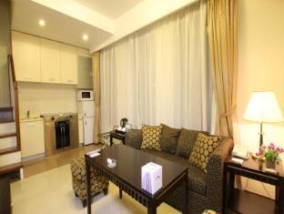 Eversunshine All Suites Hotel Shanghai - 2 Bedroom Suite