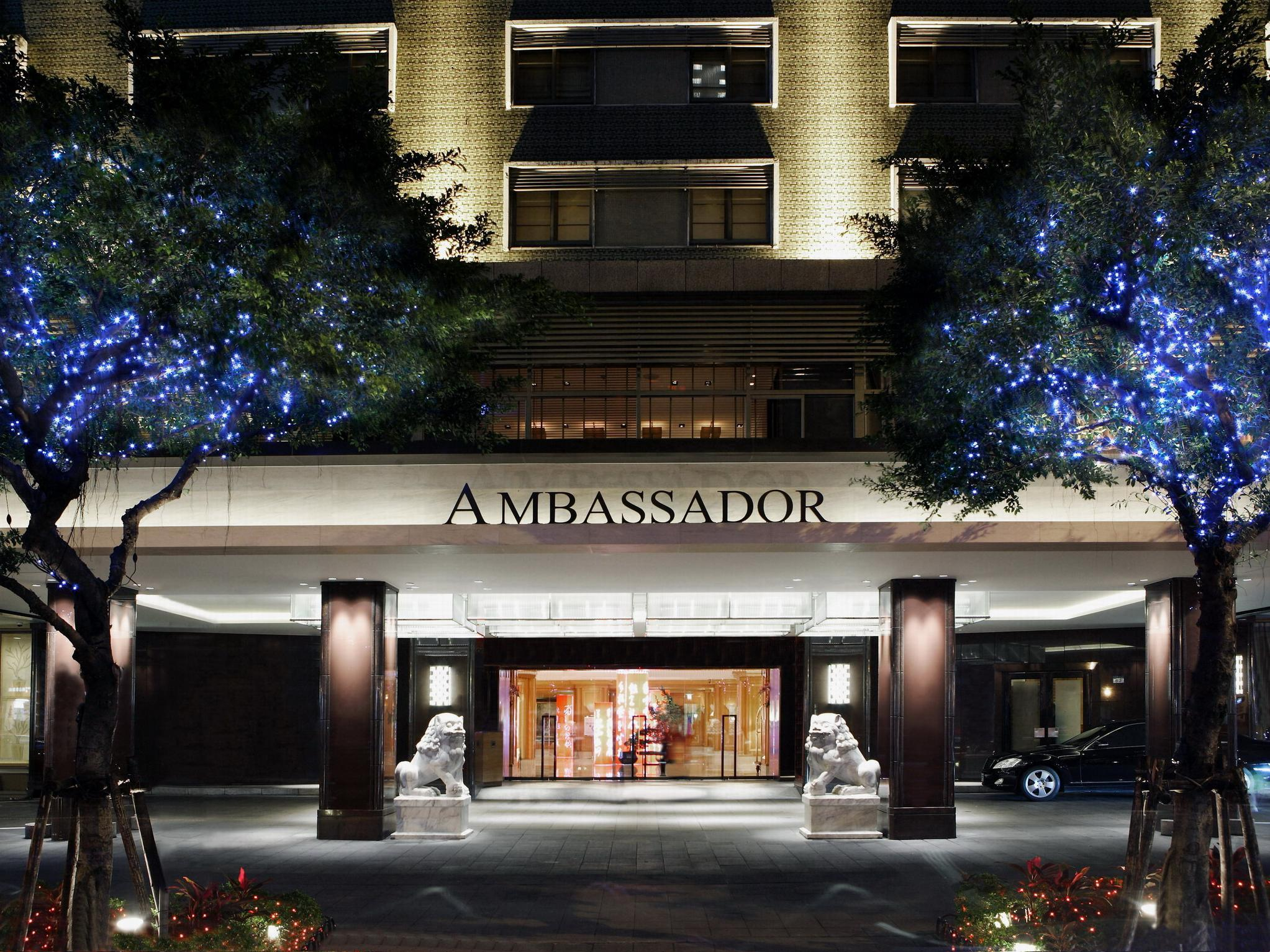 The Ambassador Hotel Taipei