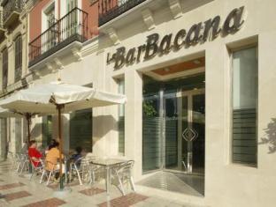 Hotel Tribuna Malaga - Exterior