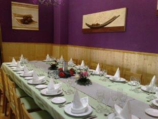 Hotel Tribuna Malaga - Restaurant