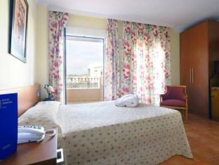 Hotel Tribuna Malaga - Guest Room