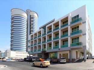 Richmond Hotel Apartments Dubai - Hotel Aussenansicht