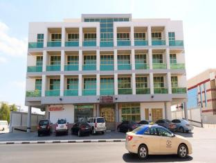 Richmond Hotel Apartments Dubai - Eingang