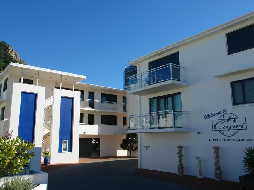 Capri on Pilot Bay Apartment - Hotels and Accommodation in New Zealand, Pacific Ocean And Australia