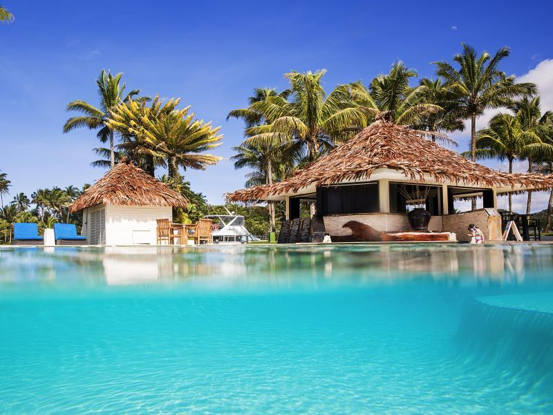 The Pearl South Pacific Resort - Hotell och Boende i Fiji i Stilla havet och Australien