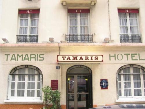 Tamaris Hotel - Hotell och Boende i Frankrike i Europa
