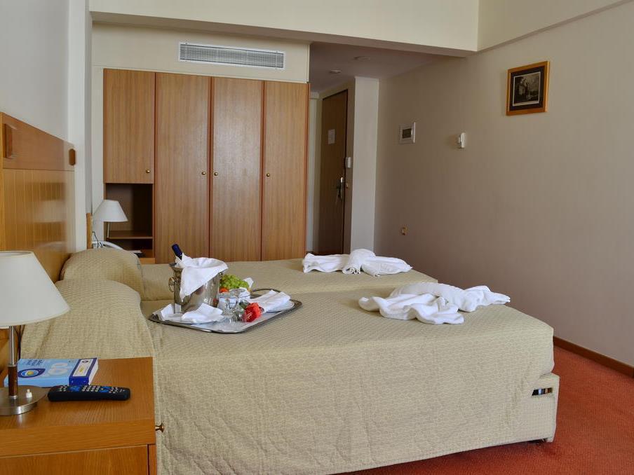 Ilissos Hotel Athens - Hotel Exterior