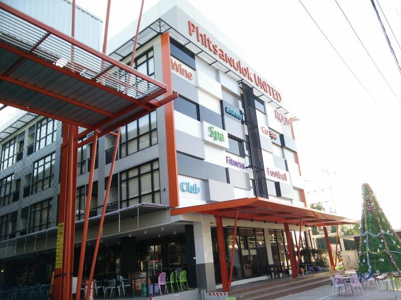 Phitsanulok United Hotel - Hotels and Accommodation in Thailand, Asia