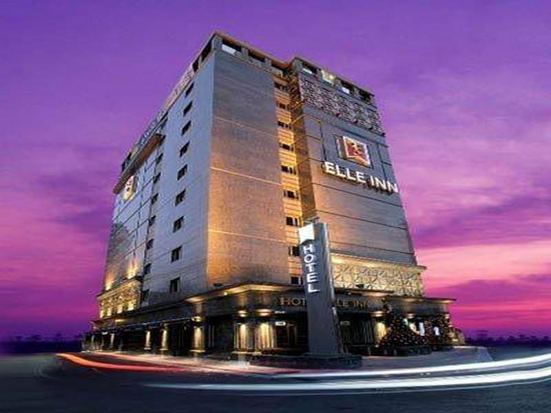 Elle Inn Hotel - Hotels and Accommodation in South Korea, Asia