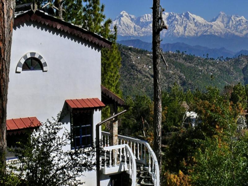 Kalmatia Sangam Himalaya Resort - Almora