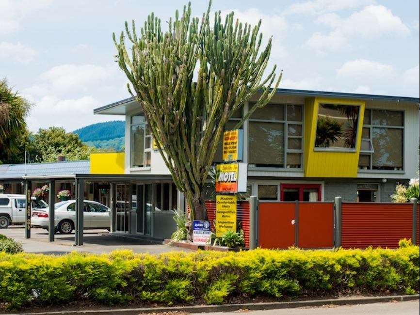 Travellers Inn Motel - Hotels and Accommodation in New Zealand, Pacific Ocean And Australia