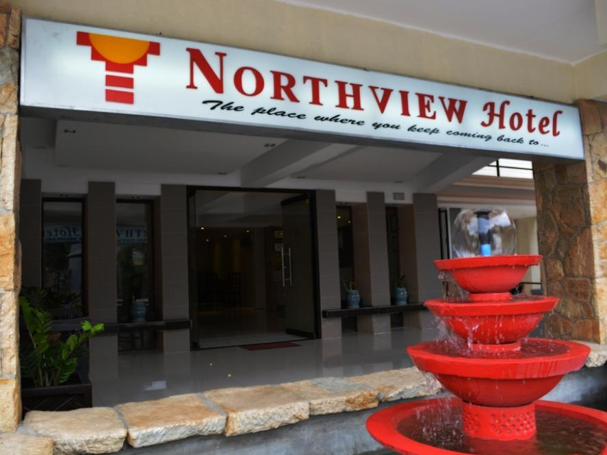 Northview Hotel לאוהג - בית המלון מבחוץ