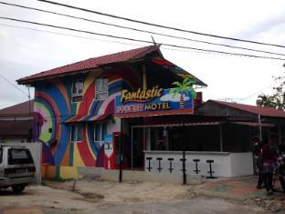 Fantastic Motel and Cafe - 1 star located at Pantai Cenang