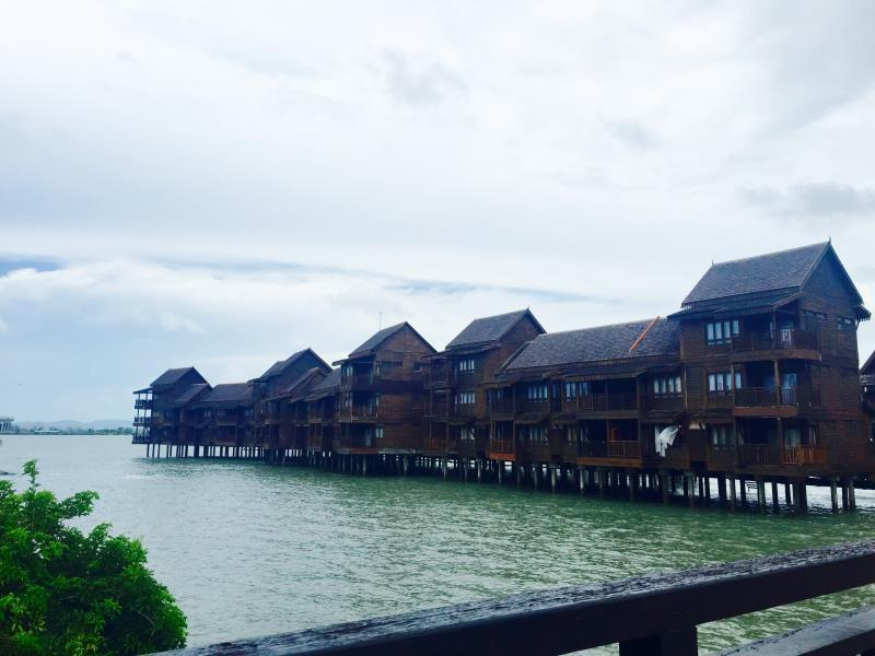 Water Chalet Suite at Langkawi Lagoon Resort - Hotels and Accommodation in Malaysia, Asia
