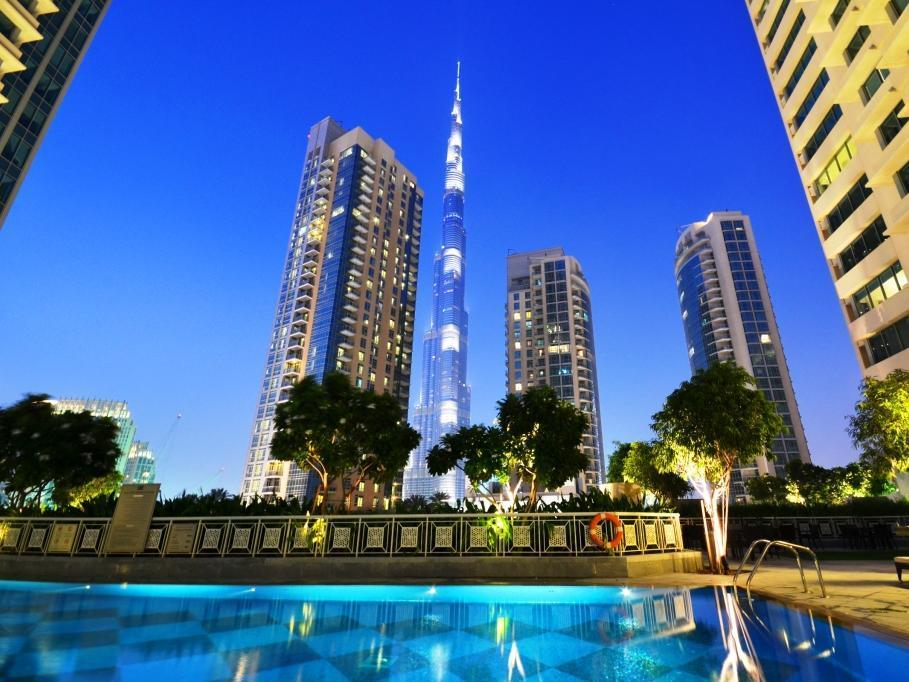 Vacation Bay - 29 Boulevard Downtown Apartment - Hotels and Accommodation in United Arab Emirates, Middle East