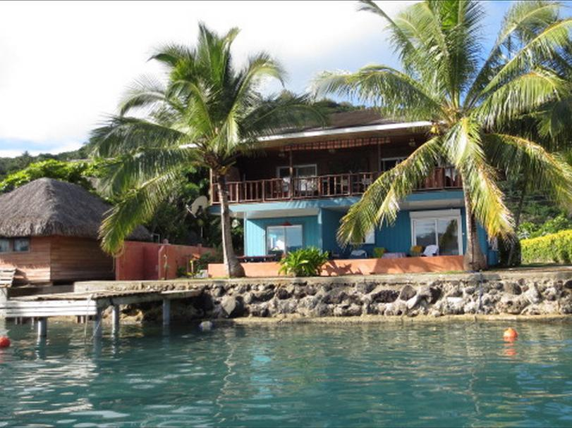 Sunset Hill Lodge - Hotels and Accommodation in French Polynesia, Pacific Ocean And Australia