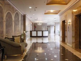 Milan Hotel Moscú - Interior del hotel