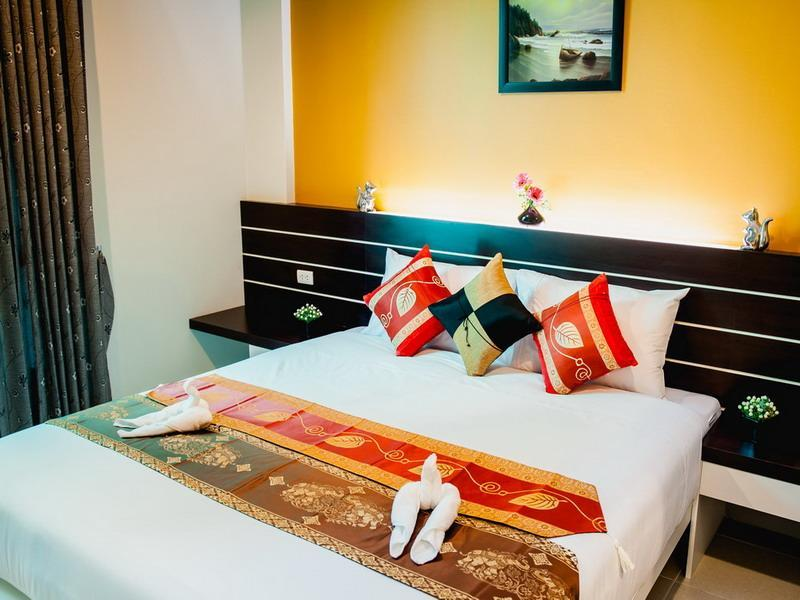 Chalong Boutique Inn - Hotels and Accommodation in Thailand, Asia