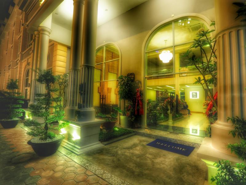 Shaly Boutique Hotel - Phnom Penh