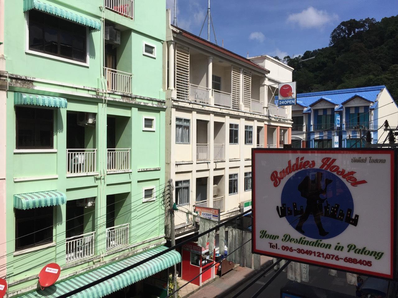 Buddies Hostel Patong