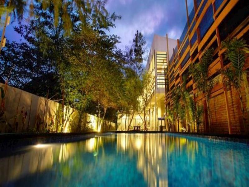 Dejavu Hotel Turtle Beach Gili Trawangan - Hotels and Accommodation in Indonesia, Asia