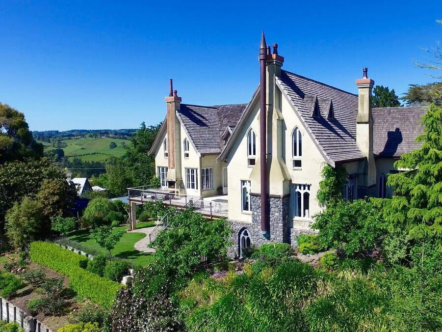 The French Country House - Hotels and Accommodation in New Zealand, Pacific Ocean And Australia