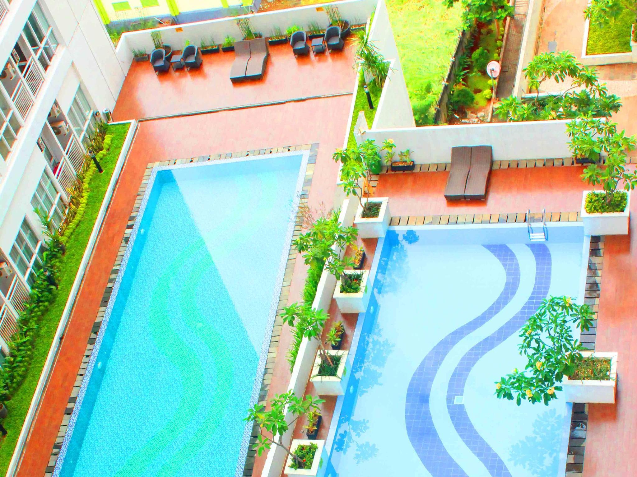 Noto's Apartment at Taman Melati Margonda - Hotels and Accommodation in Indonesia, Asia