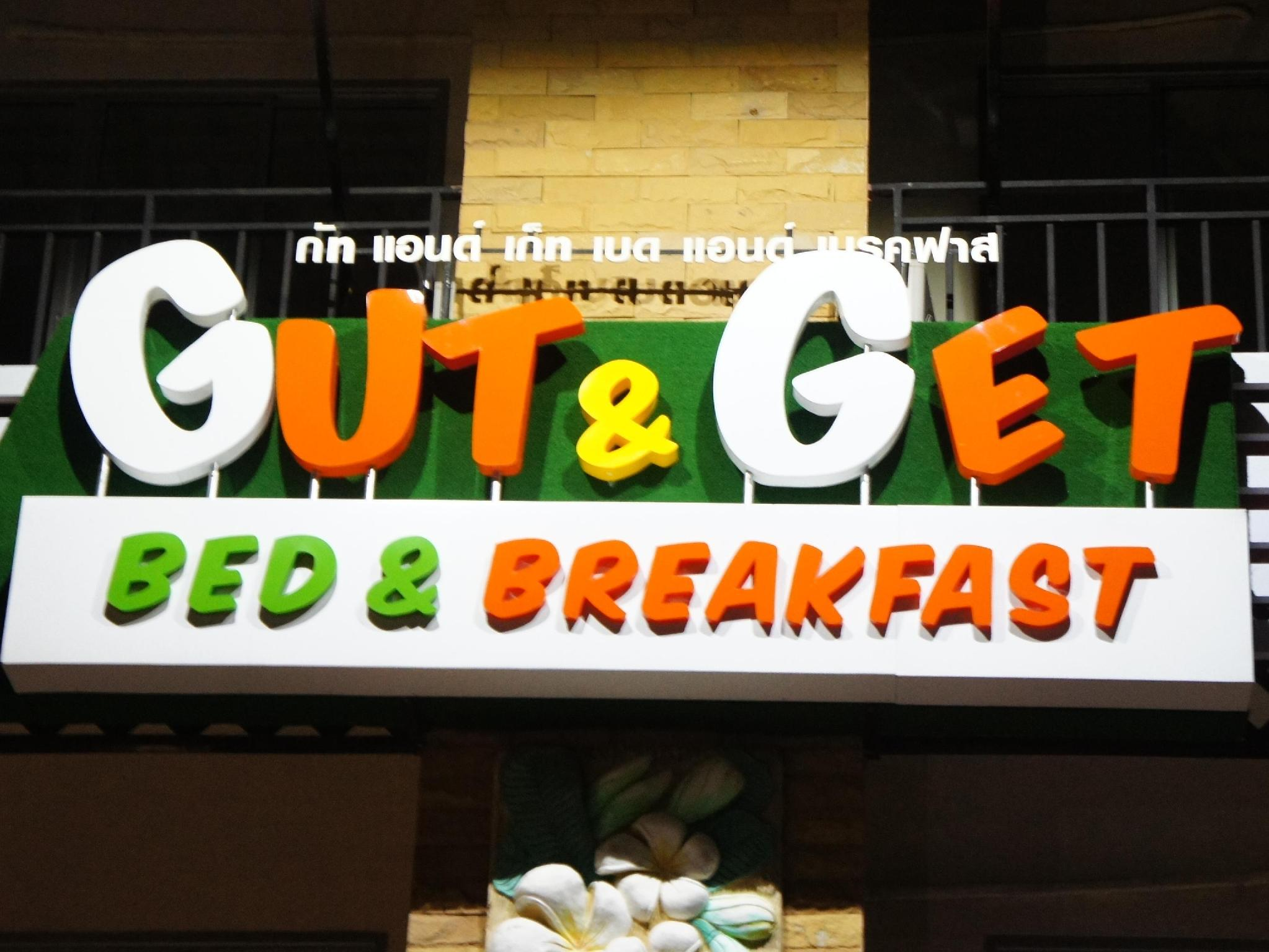 Gut and Get Bed and Breakfast - Hotell och Boende i Thailand i Asien