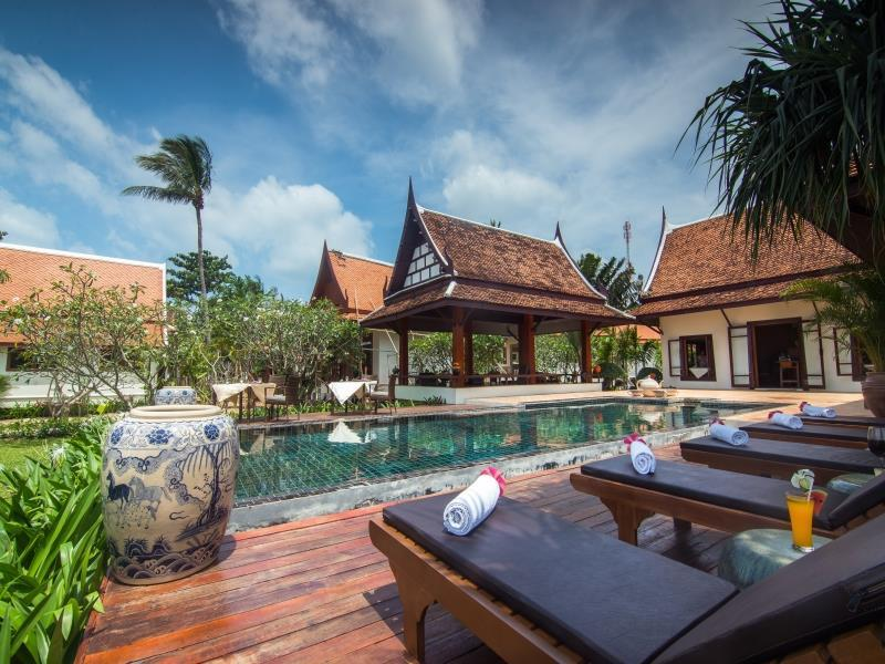 Baan Thai Lanta Resort - Hotels and Accommodation in Thailand, Asia