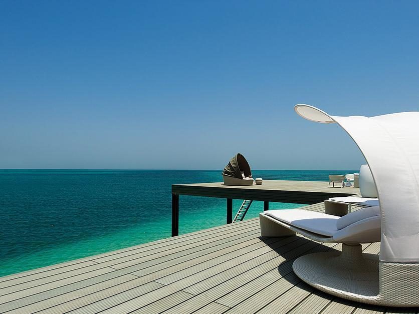 Zaya Nurai Island Resort - Hotels and Accommodation in United Arab Emirates, Middle East