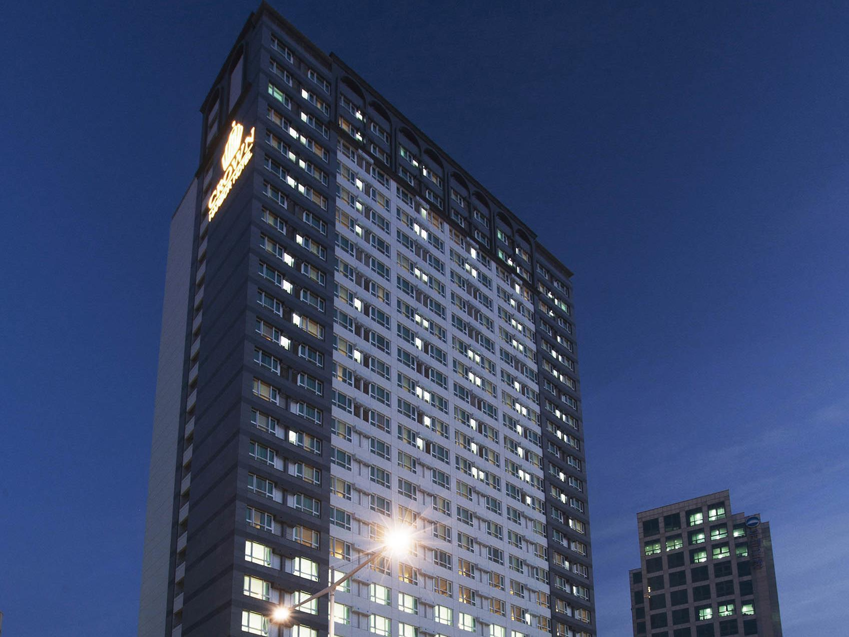 Crown Harbor Hotel Busan - Hotels and Accommodation in South Korea, Asia