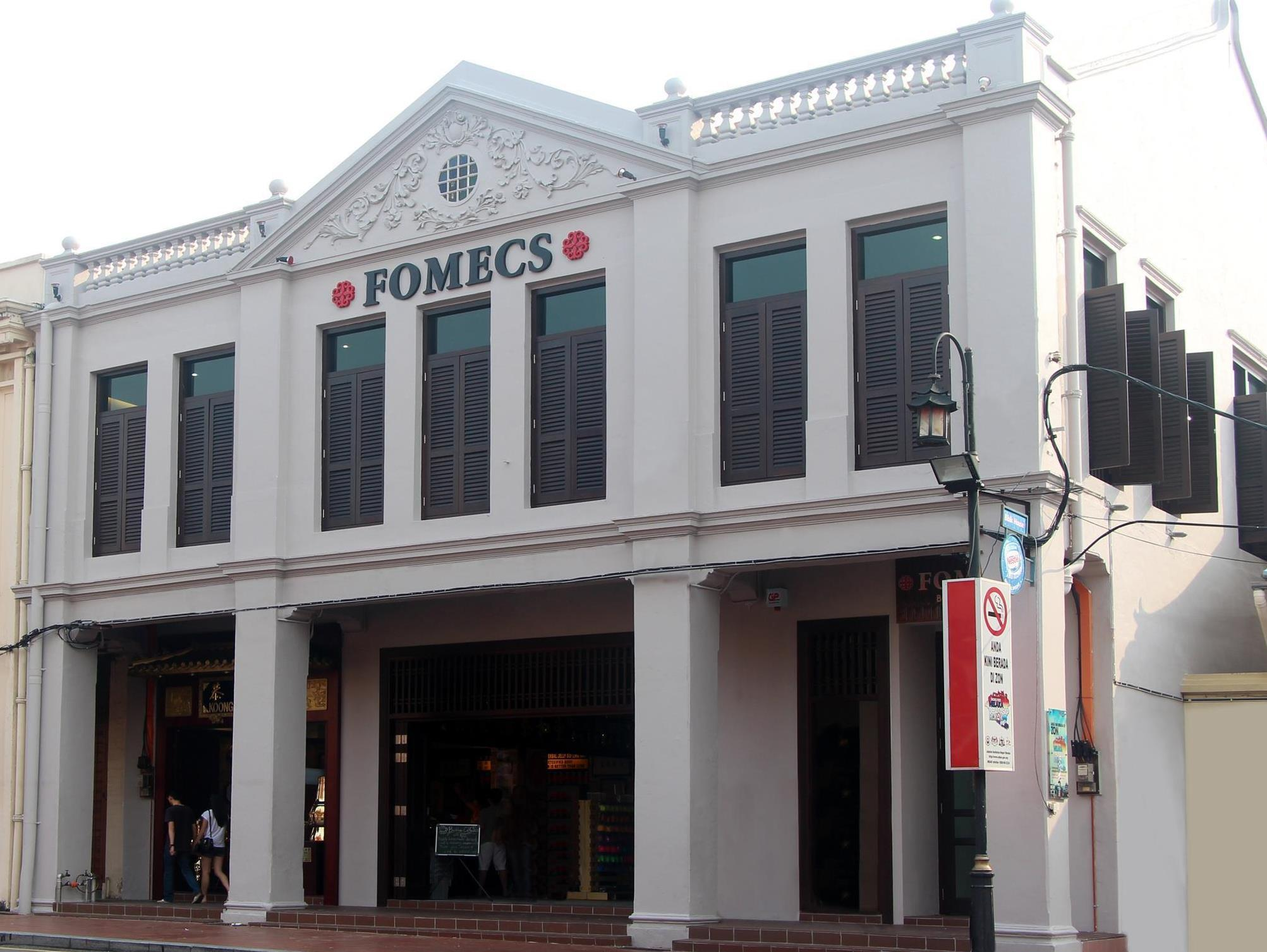 Fomecs Boutique Hotel - Hotels and Accommodation in Malaysia, Asia