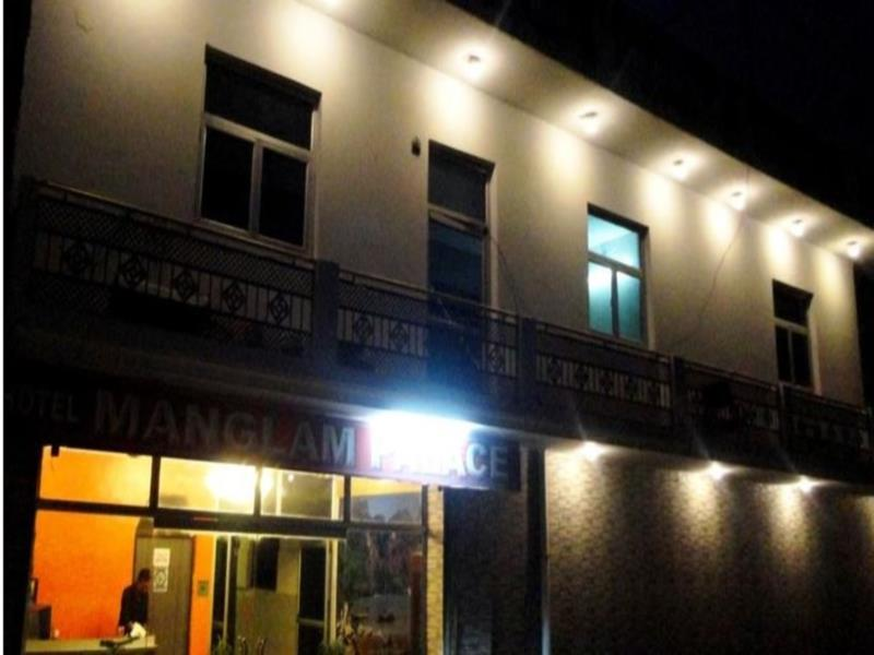 Hotel Mangalam Palace - Lucknow